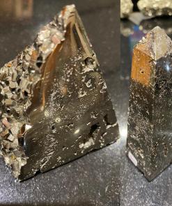 Pyrite Pyramids / Points